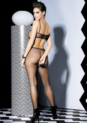 Catsuit BODYSTOCKING G302 S/M