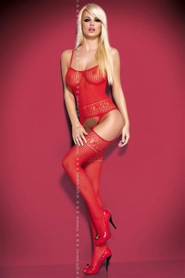 Catusuit G307 RED S/M