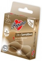 Kondom Pepino ULTRA SENSITIVE 3 ks