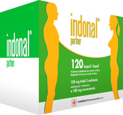 Indonal PARTNER 120 tbl.