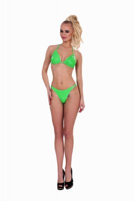 Súprava DATEX BIKINY SET green L